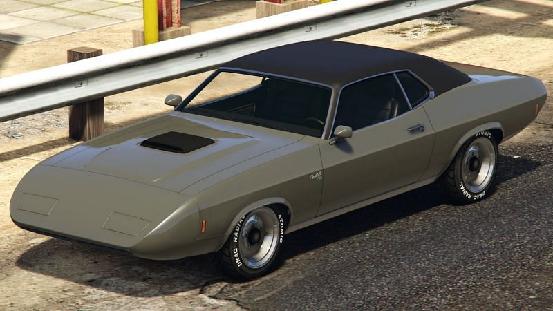 Muscle cars are the epitome of raw speed and acceleration(Image via GTA Wiki Fandom)