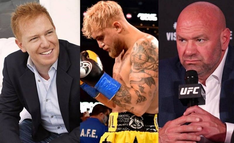 'He's trying to get Jake Paul to fight for the UFC now' – Triller bigwig Ryan Kavanaugh accuses Dana White of poaching