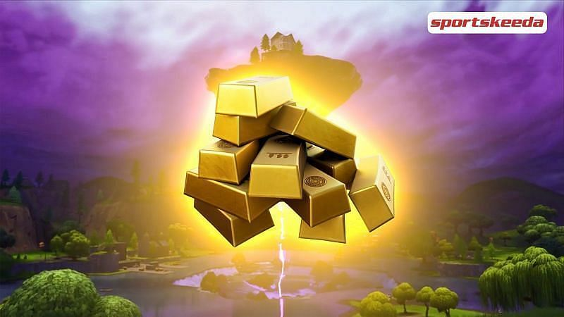 Fortnite Gold bars are disappearing from players' accounts yet again