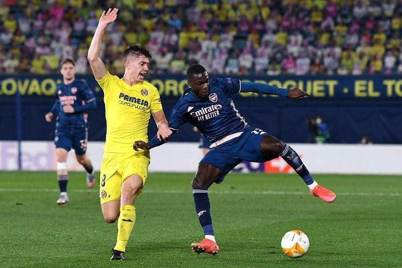 Villareal take on Arsenal this week