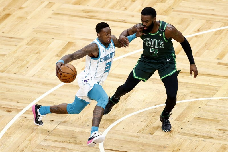 Charlotte Hornets leader Terry Rozier