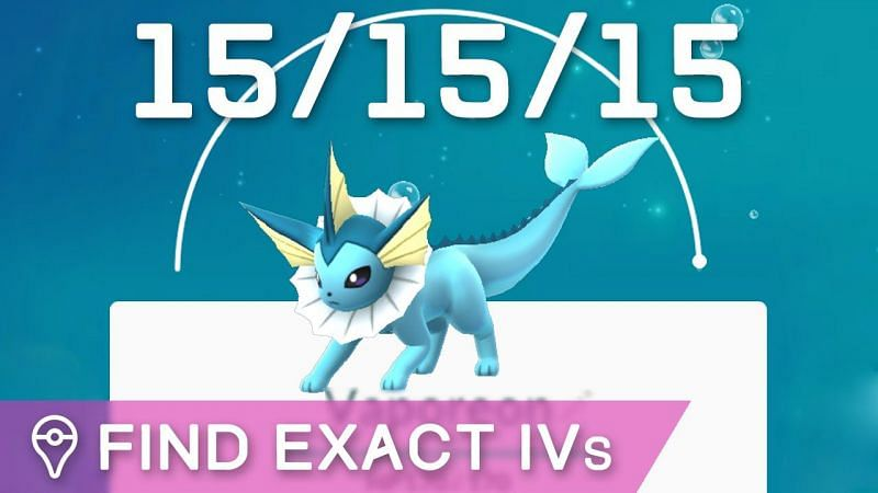 Although every Pokemon has base stats, IVs affect how large those stats can grow (Image via Trainer Tips)