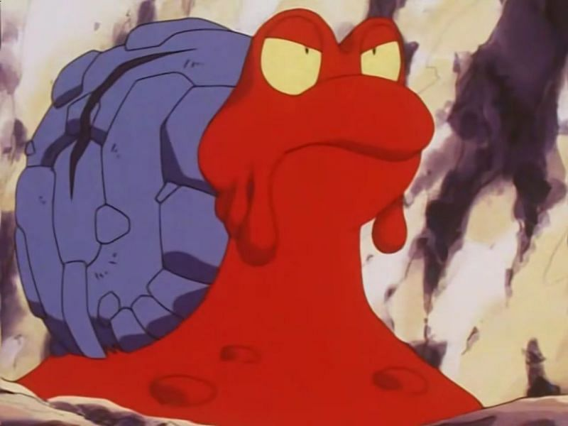 Magcargo (Image via The Pokemon Company)