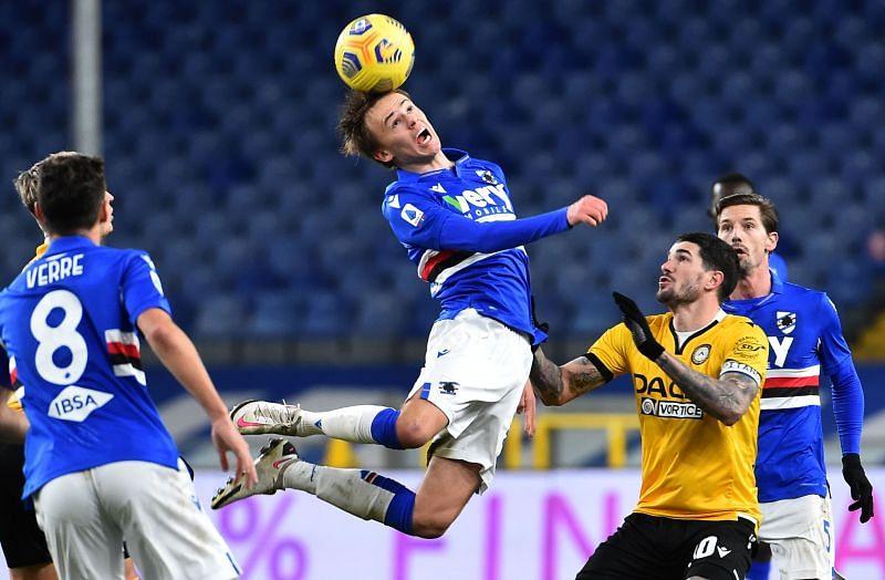 Udinese vs Sampdoria: Prediction, Lineups, Team News, Betting Tips & Match Previews