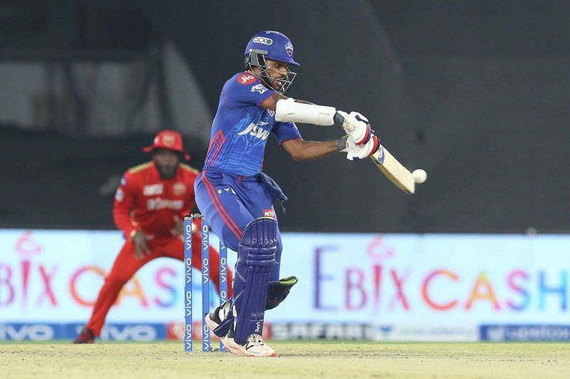 Shikhar Dhawan played a match-winning knock for the Delhi Capitals [P/C: iplt20.com]