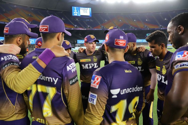 KKR were the first team to report positive cases in IPL 2021 [P/C:iplt20.com]
