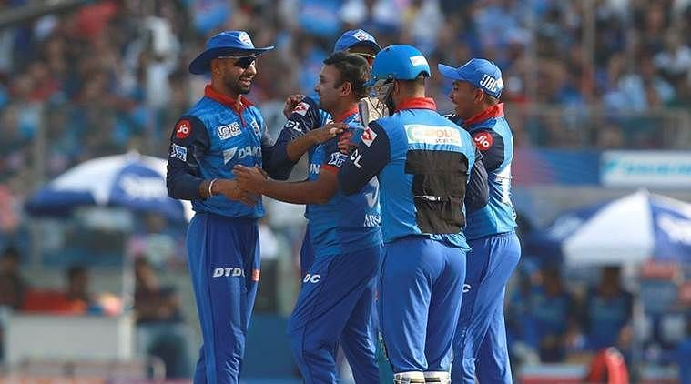 DC have backed a number of players since 2019. (Source BCCI)