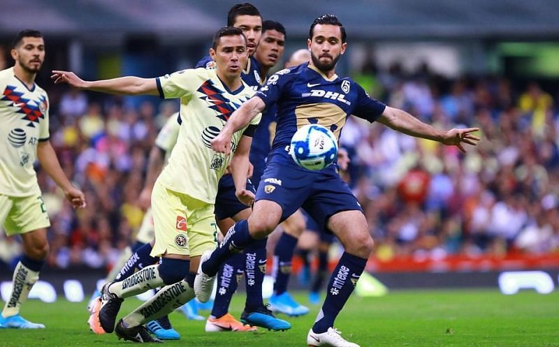 Club America have little to play for though Pumas must win to qualify for Reclassification