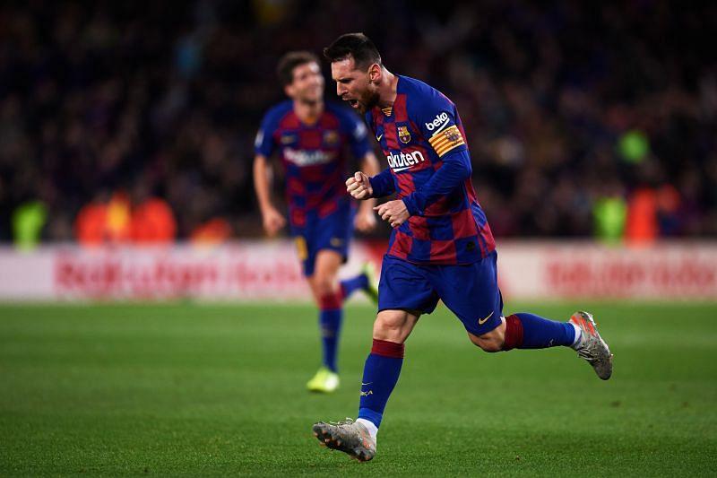Barcelona take on Celta Vigo this weekend