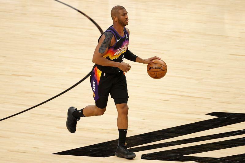 Phoenix Suns' Chris Paul
