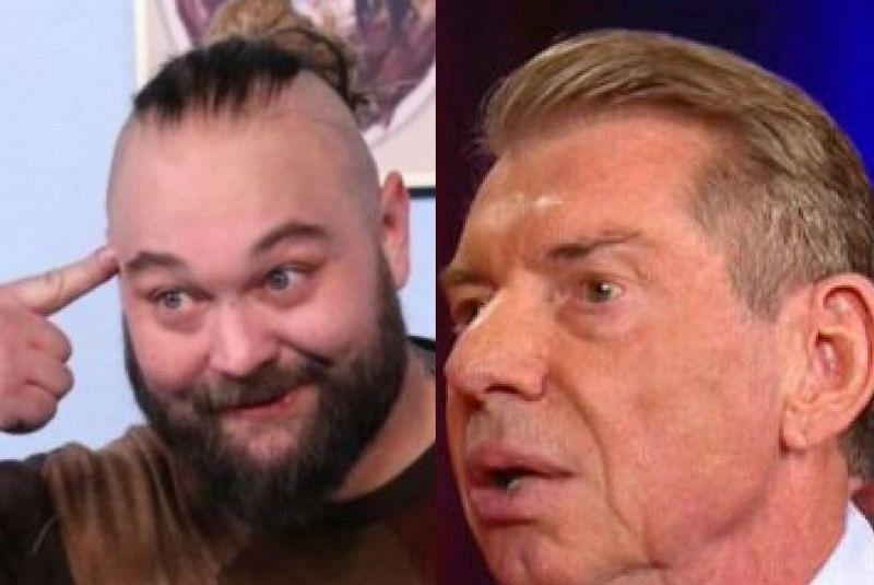 Bray Wyatt; Vince McMahon