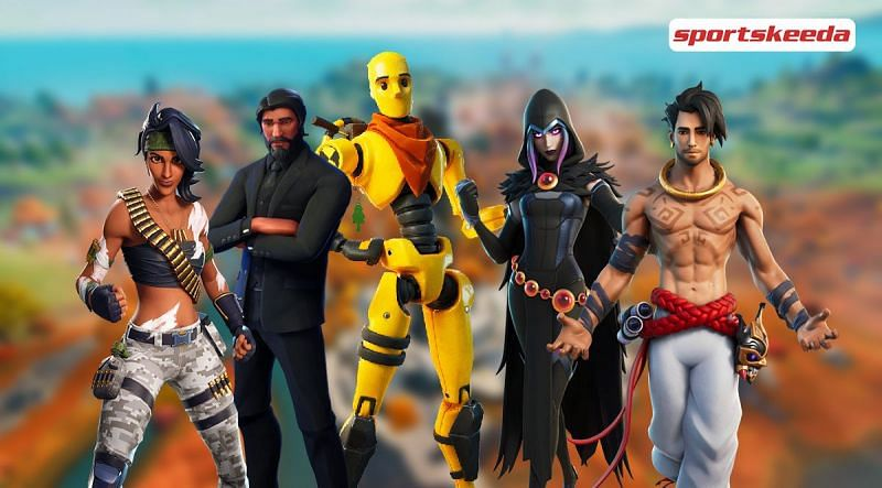 Some NPCs in Fortnite can turn the tides of battle