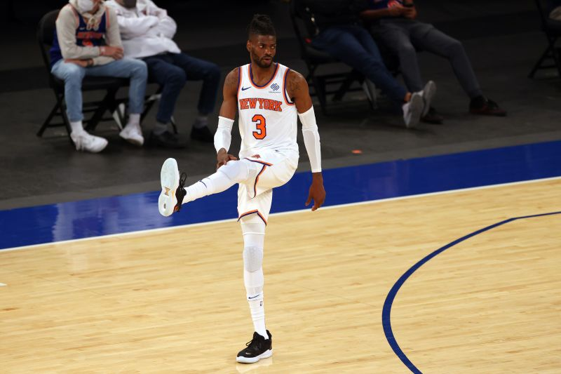 Injury report for the game between the New York Knicks and the Memphis Grizzlies - May 3rd, 2021