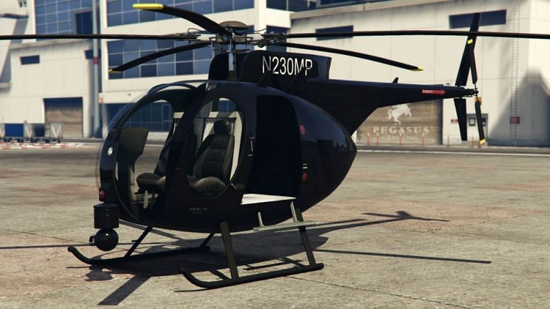 GTA Online features a plethora of high-end vehicles (Image via GTA WIki )