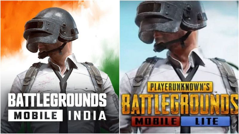 Comparing the differences between Battlegrounds Mobile India and PUBG Mobile Lite