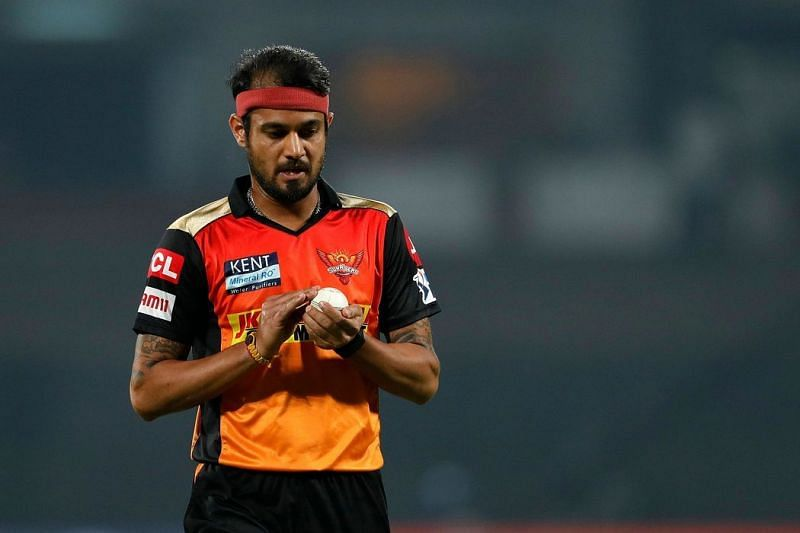 Siddarth Kaul has played some of his best cricket for SRH