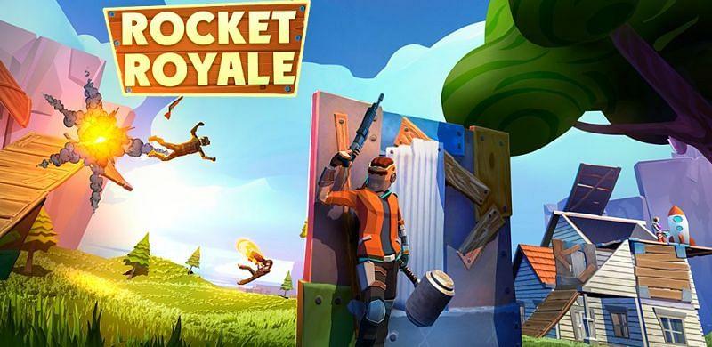 Build a rocket to escape the island and win (Image via Amazon.in)