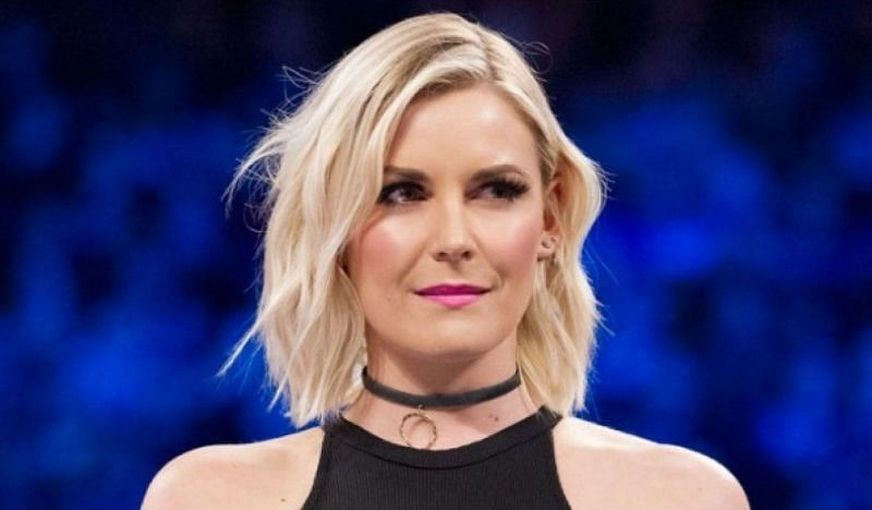 Renee Paquette in WWE