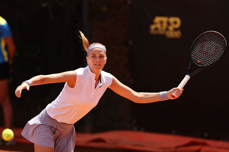 Petra Kvitova is a potential fourth-round opponent for Serena Williams