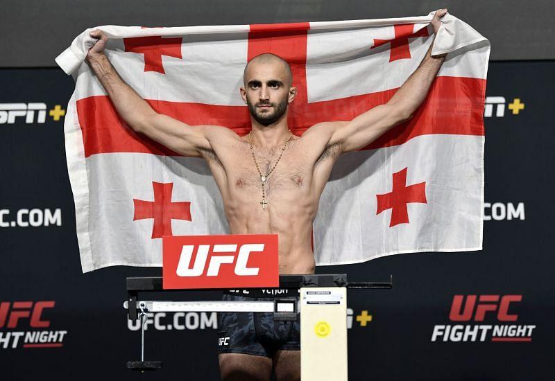 UFC Fight Night: Reyes v Prochazka Weigh-in