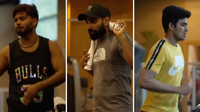 India players sweat it out ahead of their WTC final against New Zealand