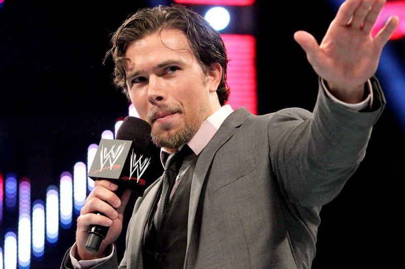 WWE Superstar Brad Maddox