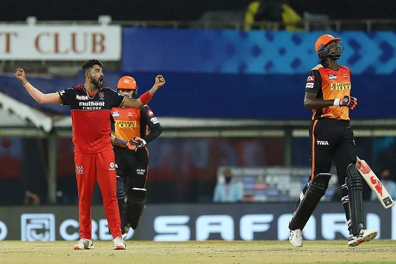 SRH sit at the bottom of the points table