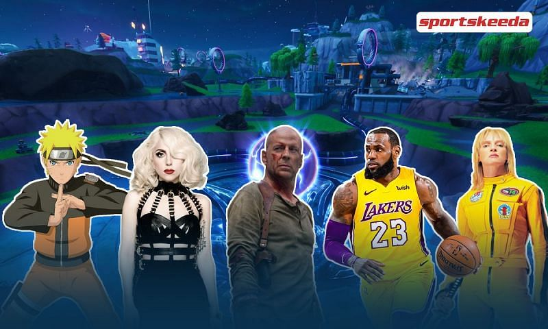 Top 5 collaborations that might arrive in Fortnite Season 7 (Image via Sportskeeda)