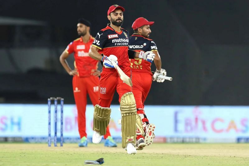 Virat Kohli and Rajat Patidar