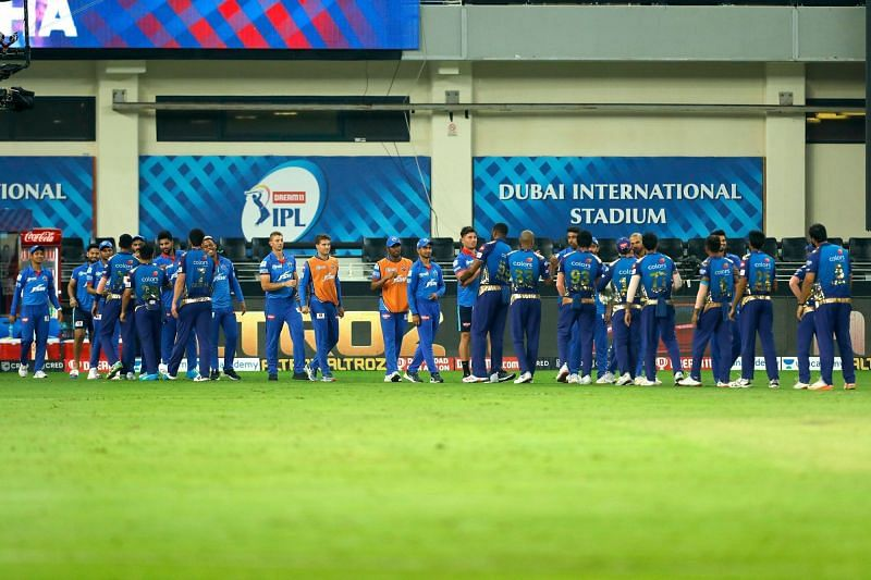 The remainder of IPL 2021 is likely to be played in the UAE [iplt20.com]