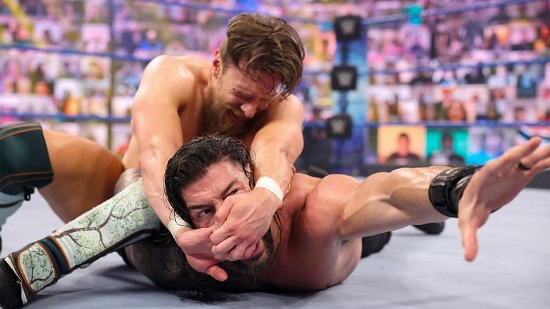 Daniel Bryan faced Roman Reigns on WWE SmackDown