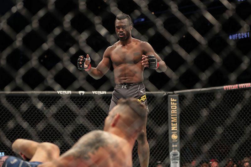 UFC 261: Usman v Masvidal 2