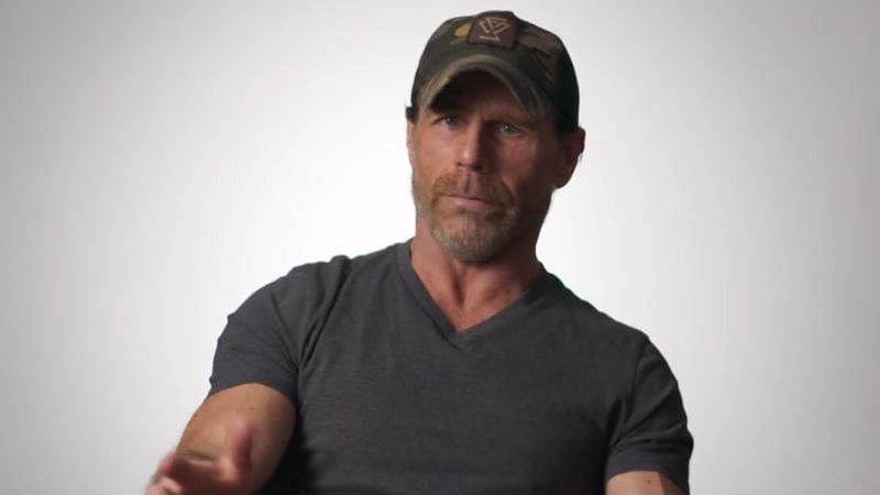Shawn Michaels is a two-time WWE Hall of Famer