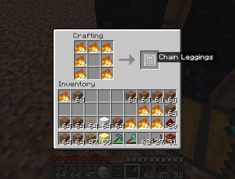 Older version of Minecraft (Image via Reddit)