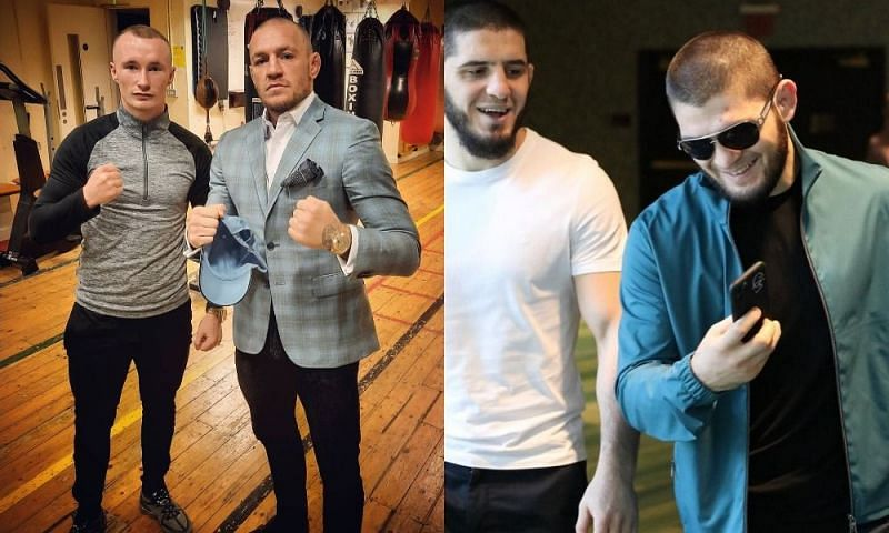 Conor McGregor's sparring partner reveals the Khabib Nurmagomdeov call-out that got removed from Twitter