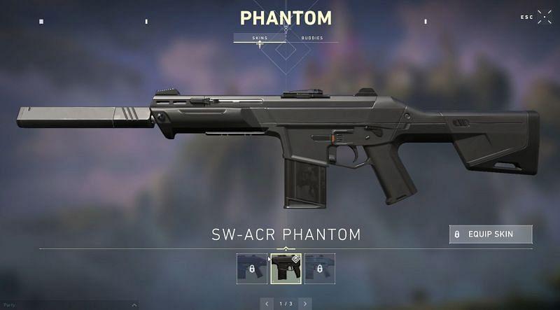 Phantom (Image via Riot Games)