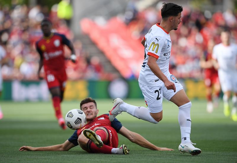 Adelaide United take on Melbourne City this week