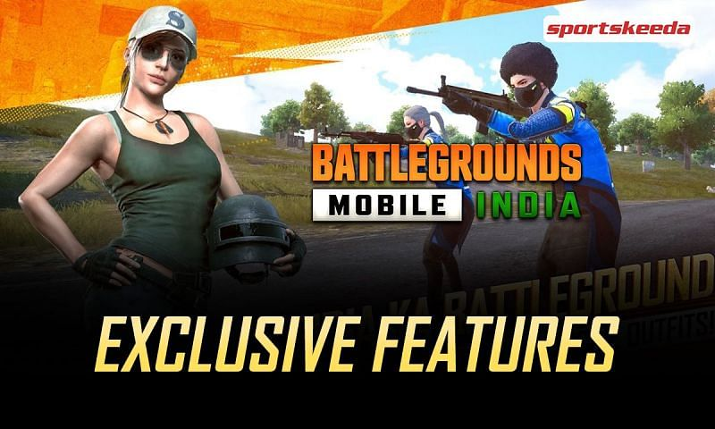 There is a massive hype around Battlegrounds Mobile India's release (Image via Sportskeeda)