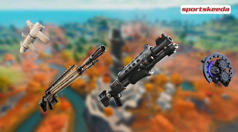 The Fortnite 16.30.1 update brings some welcome changes to the battle royale (Image via Sportskeeda)