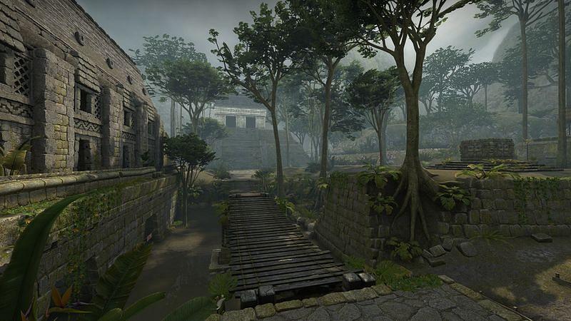 Ancient, the new CS: GO active duty map.