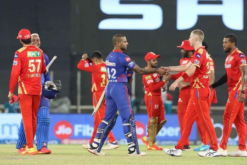 IPL 2021 was postponed after the Delhi Capitals-Punjab Kings encounter [P/C: iplt20.com]