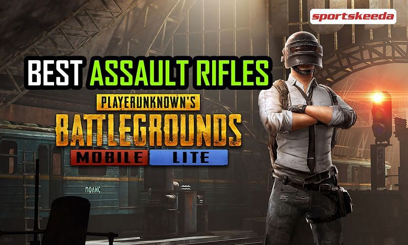 Assault Rifles are some of the best weapons in PUBG Mobile Lite