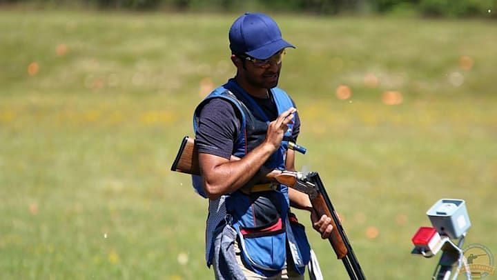 World record holder Angad Bajwa made changes to his equipment to step up preparations for Tokyo Olympics. (Source: Olympics)