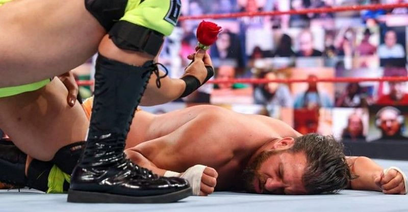 Drew Gulak suffered a loss to Angel Garza last night