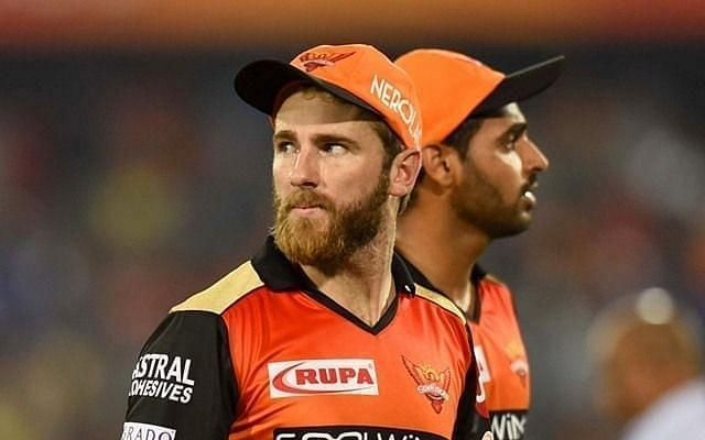 Kane Williamson will lead SRH for the rest of IPL 2021