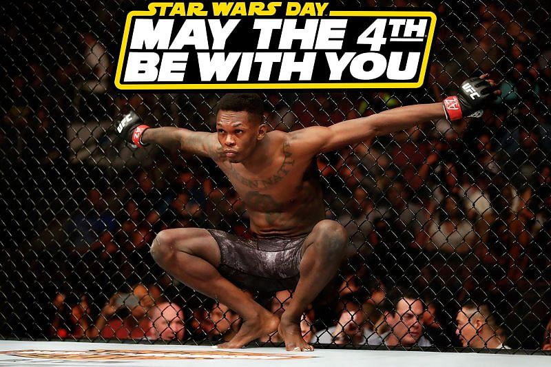 What if UFC fighters were 'Star Wars' characters?