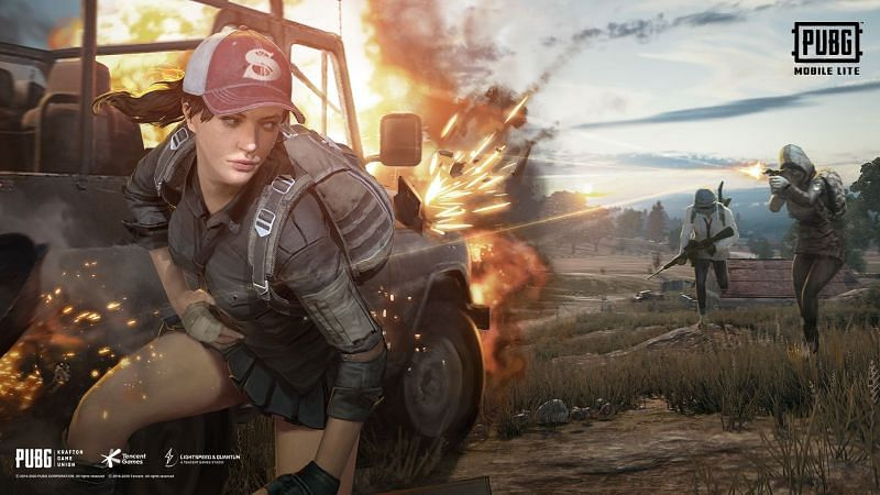 Downloading the PUBG Mobile Lite 0.21.0 version using the APK file (Image via PUBG Mobile Lite / Facebook)
