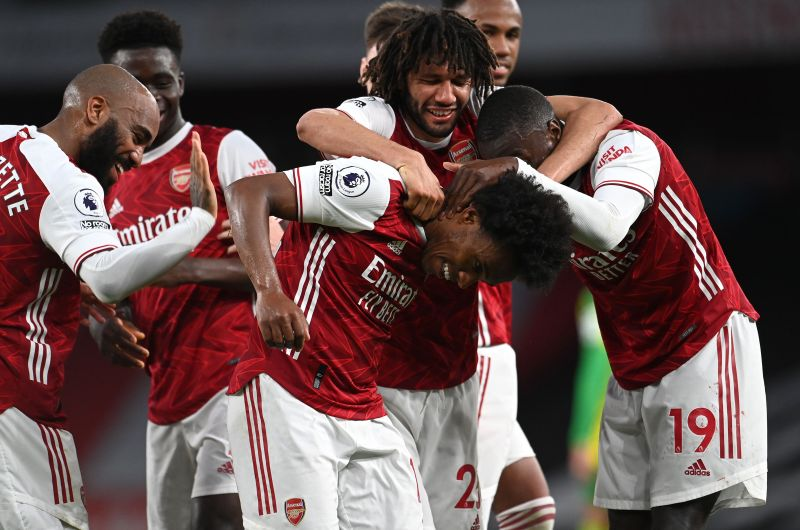 Arsenal 3-1 West Bromwich Albion: Arsenal player ratings as goals from Pepe, Willian and Rowe seal second win in a row for the Gunners | Premier League 2020-21