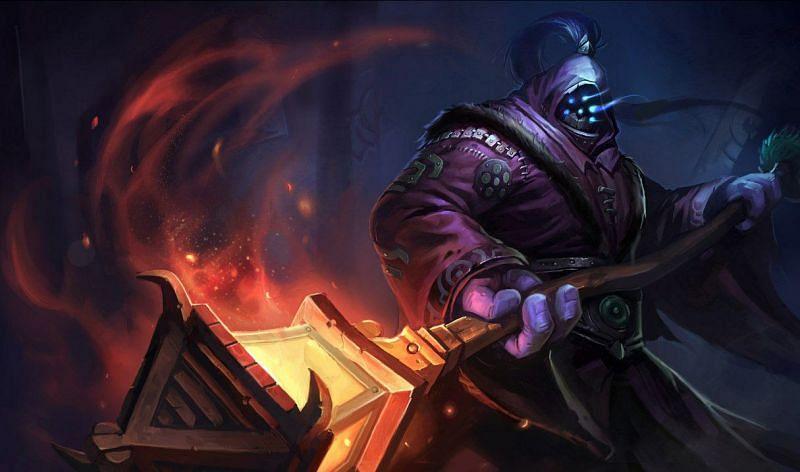 Jax (Image via Riot Games)