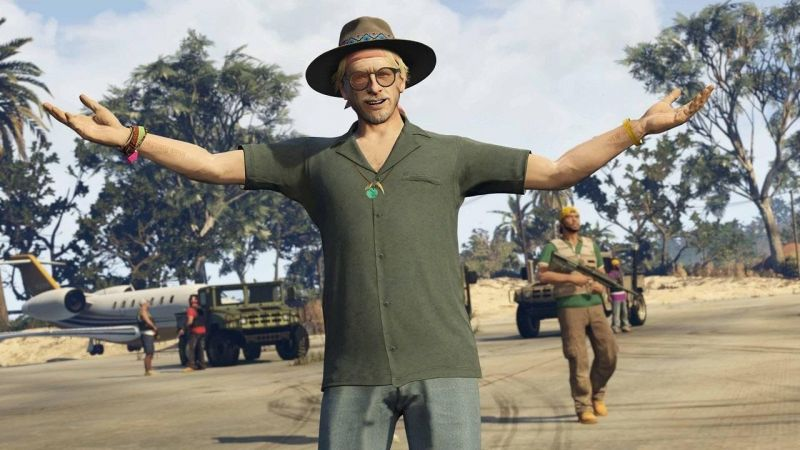 Heists make for an enjoyable play day with fellow fans(Image via truetrophies.com)